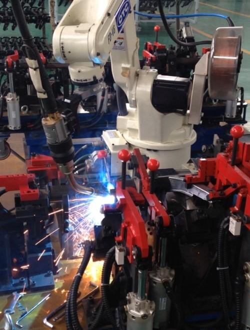 OTC 機械焊接手